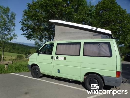 location van arbonne 64 volkswagen westfalia t4 wikicampers. Black Bedroom Furniture Sets. Home Design Ideas