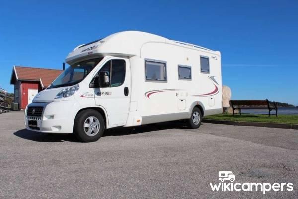 location camping car boulogne billancourt fiat rapido 796. Black Bedroom Furniture Sets. Home Design Ideas