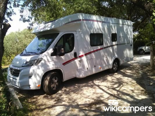 location camping car profil cavaillon 84 fiat dethleffs trend 6767 wikicampers. Black Bedroom Furniture Sets. Home Design Ideas