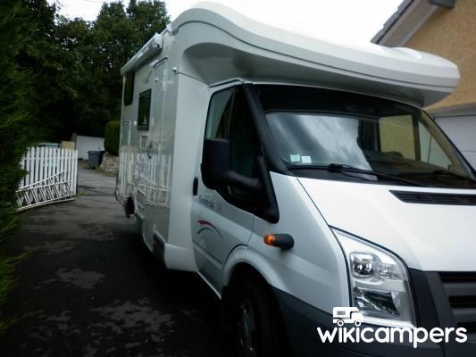 location camping car profil chorges 05 ford challenger gensis 34 wikicampers. Black Bedroom Furniture Sets. Home Design Ideas