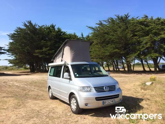 location van lannion 22 volkswagen california t5 california confort line 130 ch wikicampers. Black Bedroom Furniture Sets. Home Design Ideas