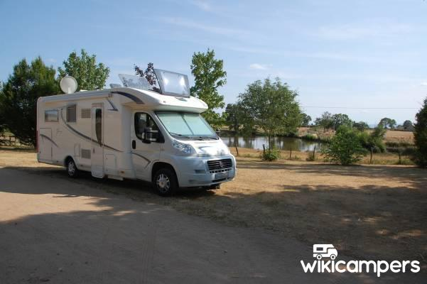 location camping car profil tarbes 65 fiat chausson trigano best of 718 eb wikicampers. Black Bedroom Furniture Sets. Home Design Ideas